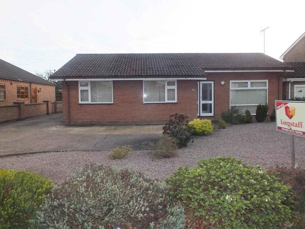 3 Bedrooms Detached Bungalow for sale in Woolram Wygate, Spalding