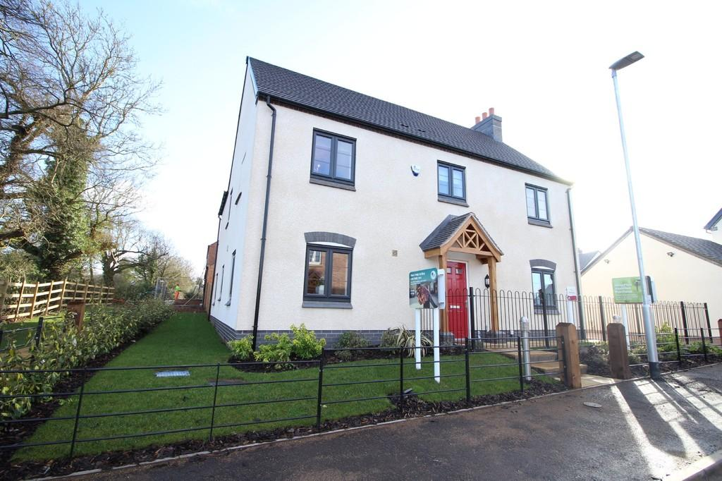 5 Bedrooms Detached House for sale in The Shardlow, Normanton Road, Packington