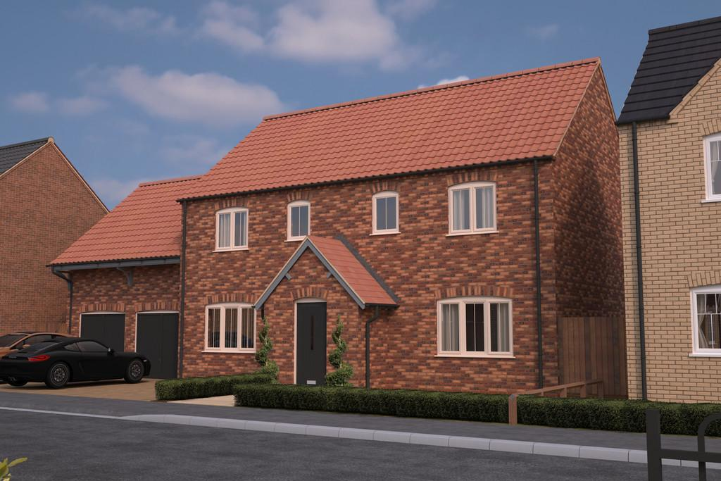 5 Bedrooms Detached House for sale in Lincoln Road, Ingham, Lincoln