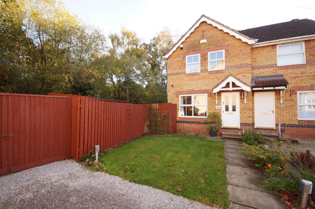 3 Bedrooms Semi Detached House for sale in Baker Crescent, Lincoln