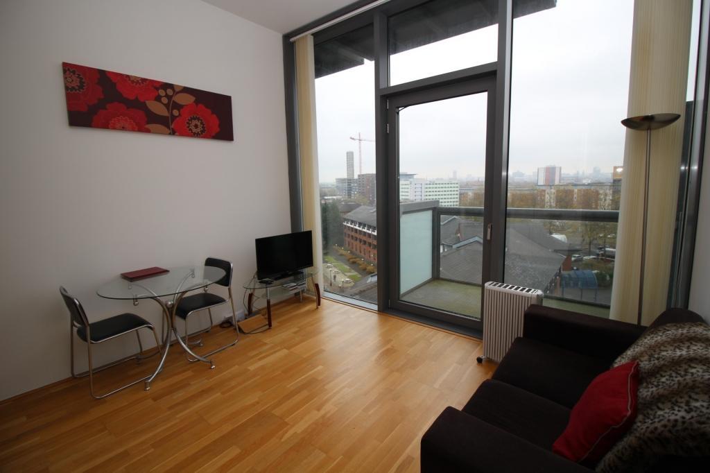 Studio Flat for sale in Abito, 4 Clippers Quay, Salford, M50
