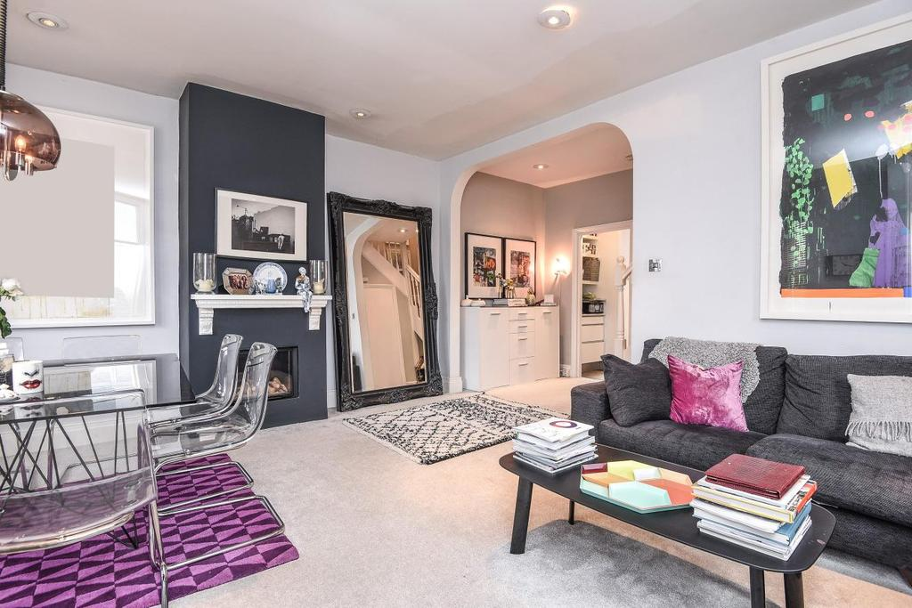 3 Bedrooms End Of Terrace House for sale in Brookwood Road, Southfields