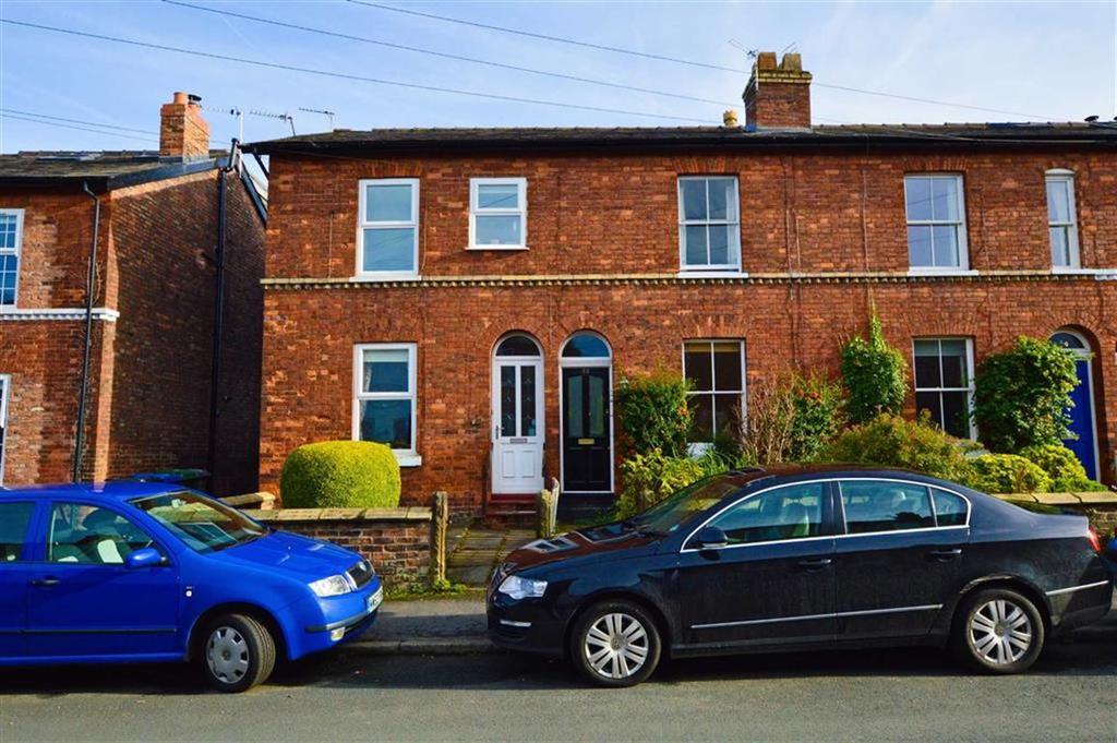 2 Bedrooms Terraced House for sale in Priory Street, Bowdon, Cheshire, WA14
