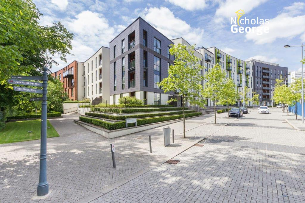 1 Bedroom Flat for sale in Hemisphere Apartments, Edgbaston, Birmingham
