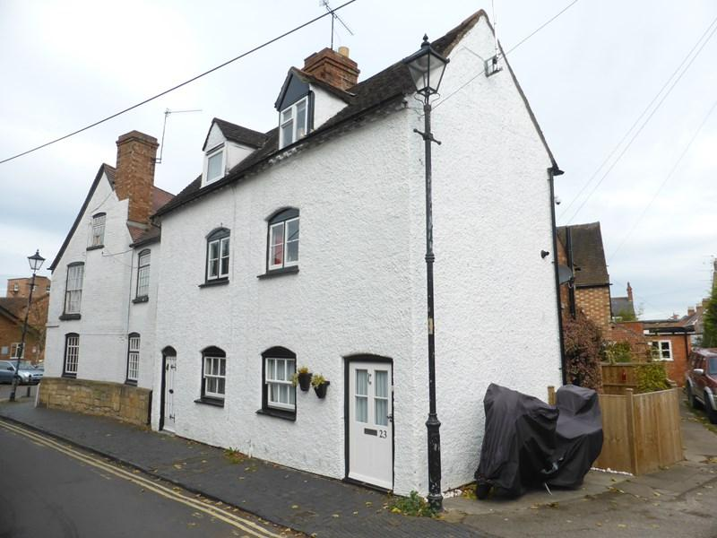 2 Bedrooms End Of Terrace House for sale in Church Street, Evesham