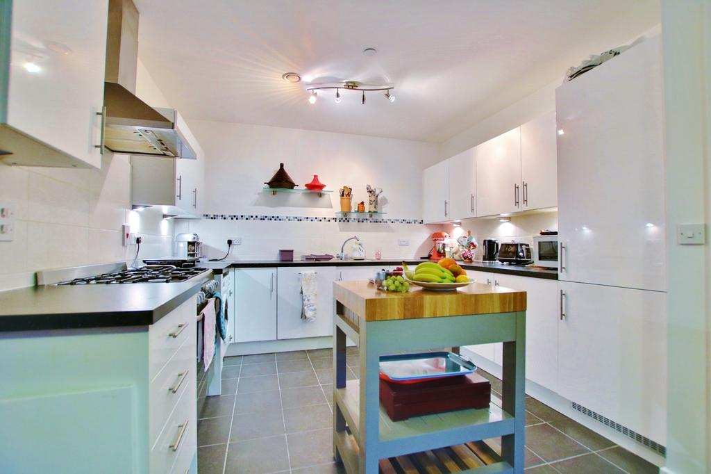 3 Bedrooms Town House for sale in Banister Park, Southampton