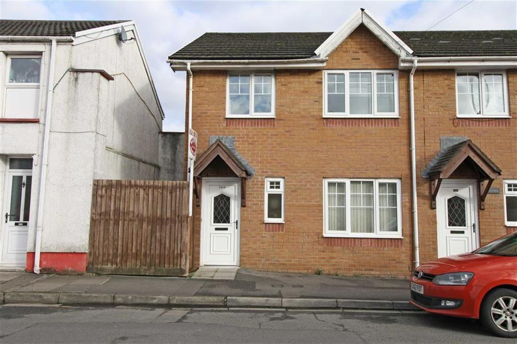 3 Bedrooms Semi Detached House for sale in Cardiff Road, Aberaman, Aberdare, Mid Glamorgan