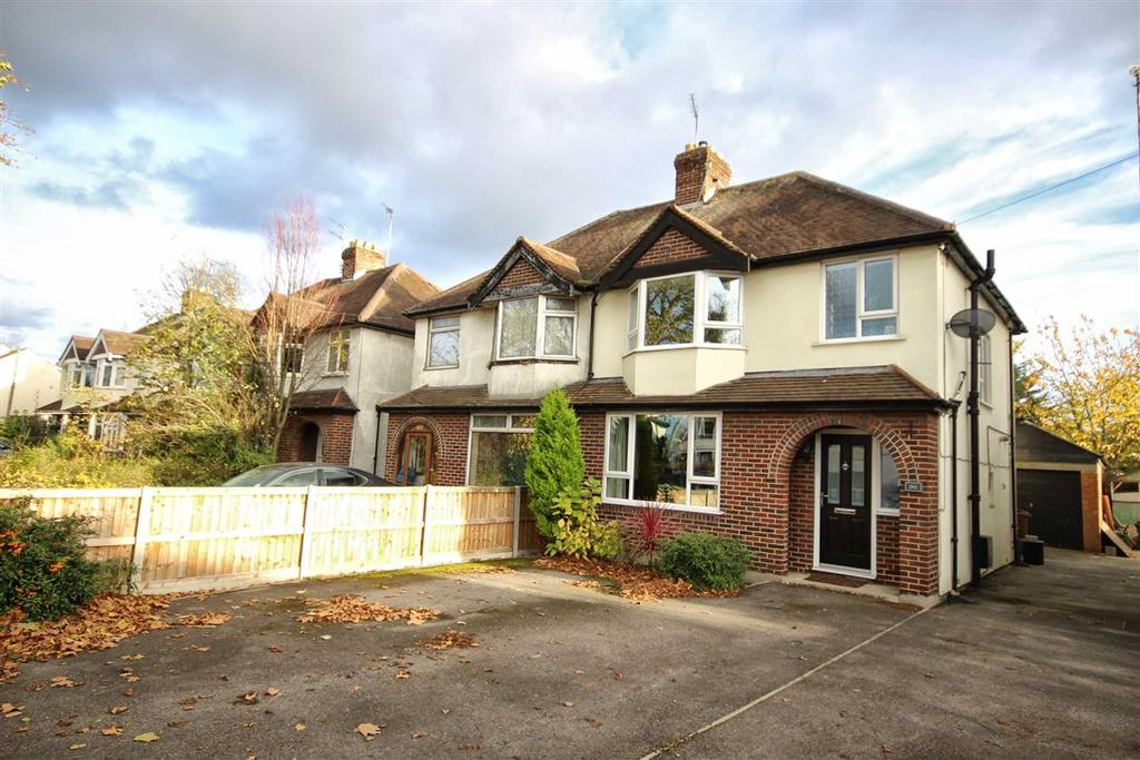 3 Bedrooms Semi Detached House for sale in Gloucester Road, Cheltenham, GL51
