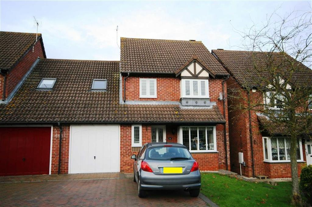 4 Bedrooms Link Detached House for sale in Oak End, Buntingford