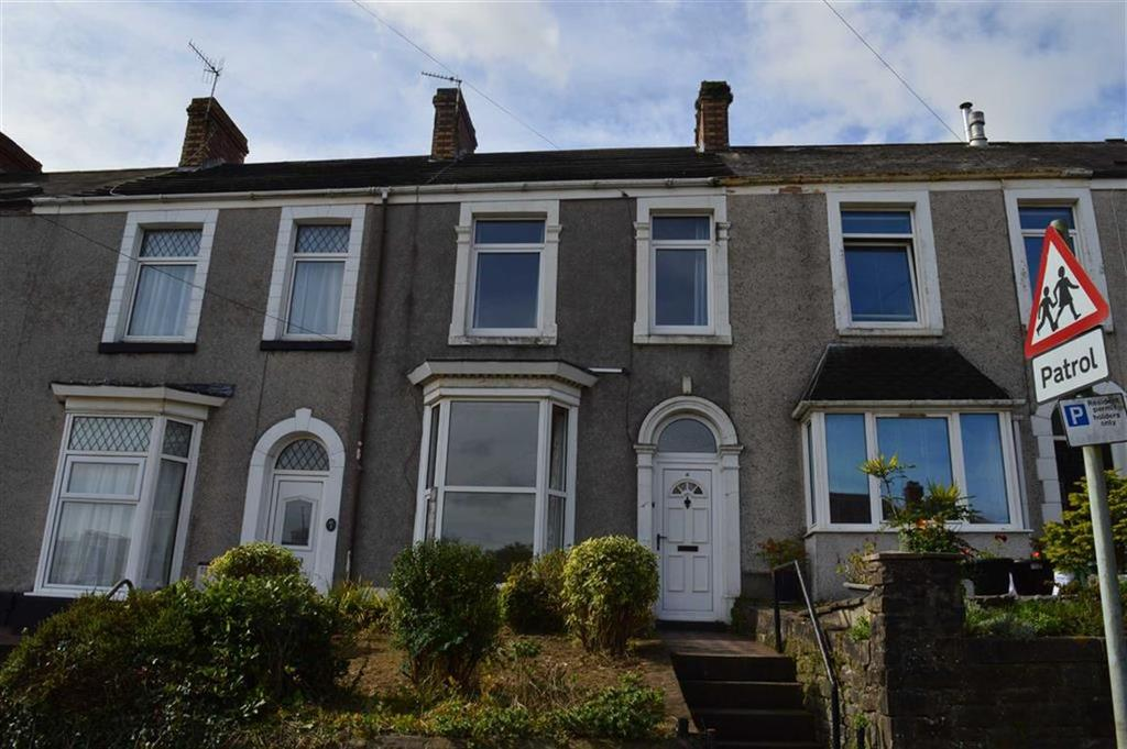 2 Bedrooms Terraced House for sale in Brynmill Avenue, Swansea, SA2