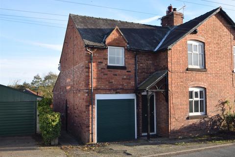 4 bedroom semi-detached house for sale - 2 Chapel Cottages, Forton Heath, Montford Bridge, Shrewsbury, SY4 1EY
