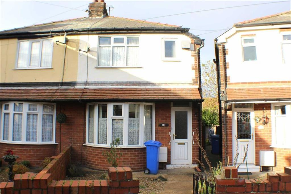 2 Bedrooms Semi Detached House for sale in St Martin's Grove, Bridlington, East Yorkshire