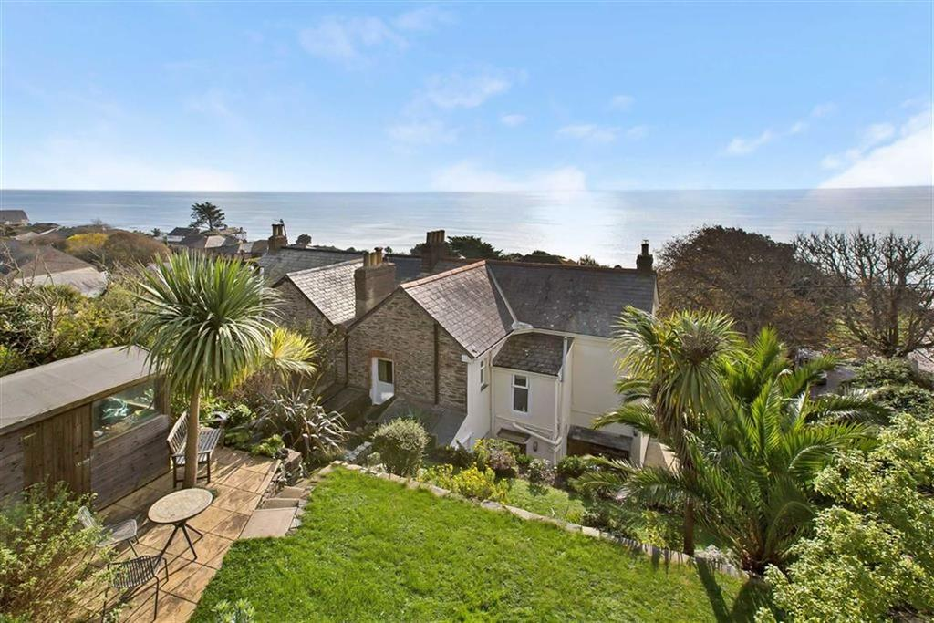 3 Bedrooms Detached House for sale in Downderry, Torpoint, Cornwall, PL11