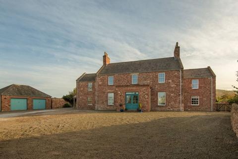 6 bedroom detached house for sale - Broomhouse, Easter Broomhouse, Dunbar, East Lothian, EH42 1RD