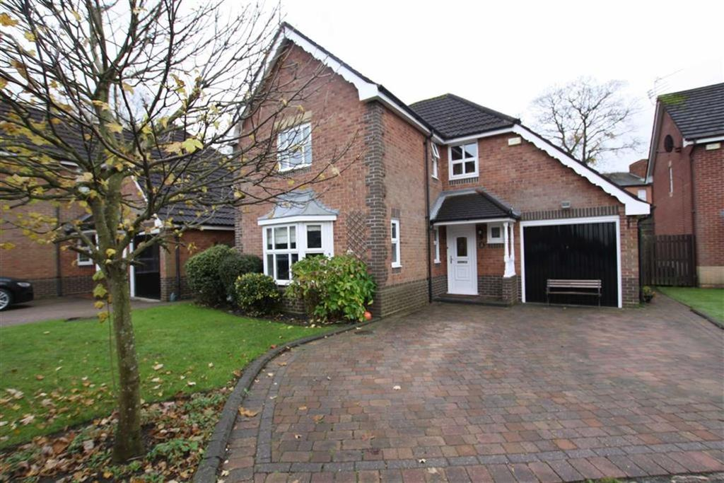 4 Bedrooms Detached House for sale in Sandwell Drive, Sale