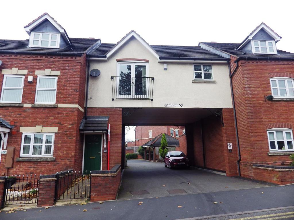 2 Bedrooms Flat for sale in Hagley Road, Halesowen