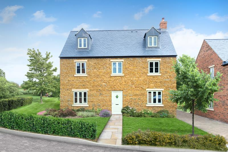 4 Bedrooms House for sale in Plot 7, Noral Way, Noral Way, Banbury, Oxfordshire