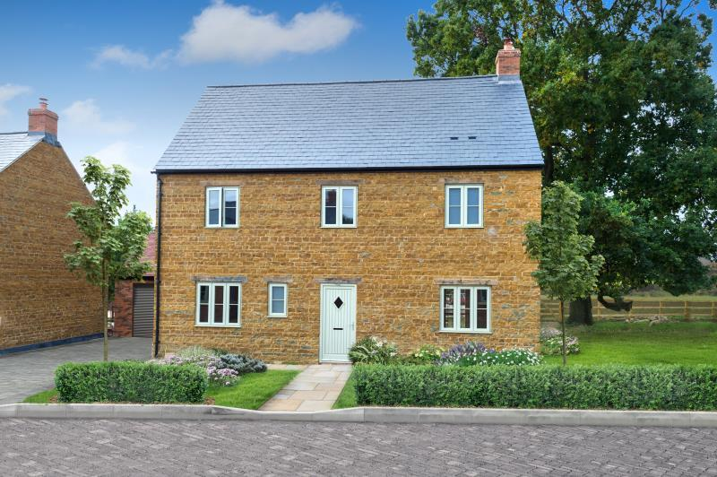 4 Bedrooms House for sale in Plot 5, Noral Way, Noral Way, Banbury, Oxfordshire