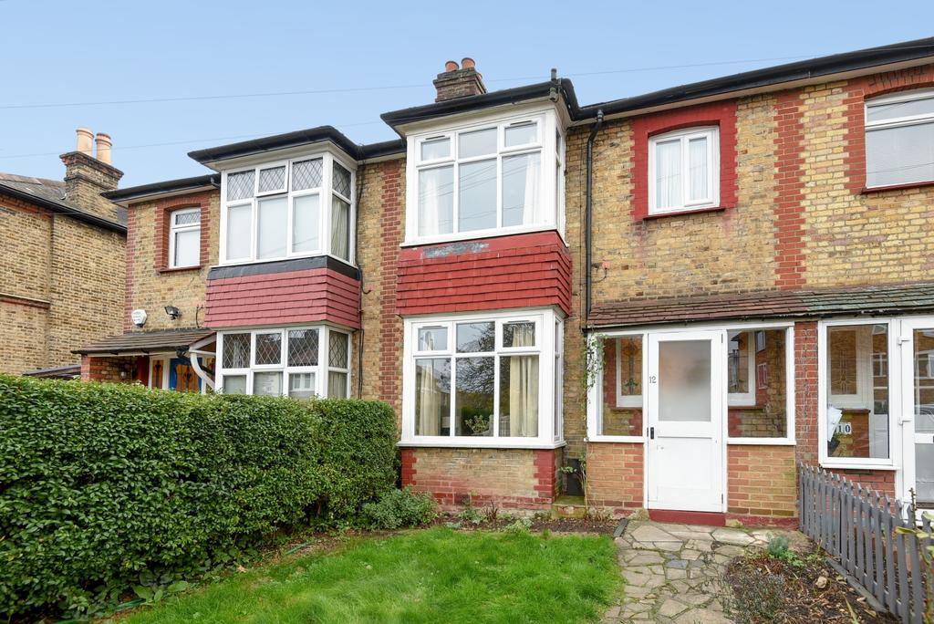 3 Bedrooms Terraced House for sale in Burghill Road Sydenham SE26