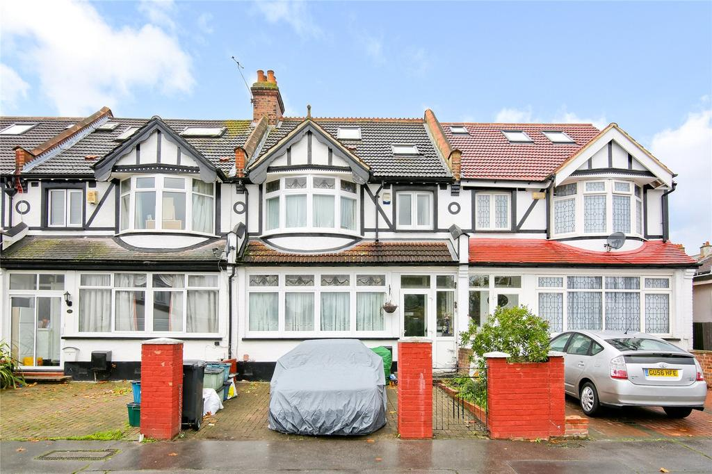 4 Bedrooms Terraced House for sale in Ardfern Avenue, Norbury, SW16