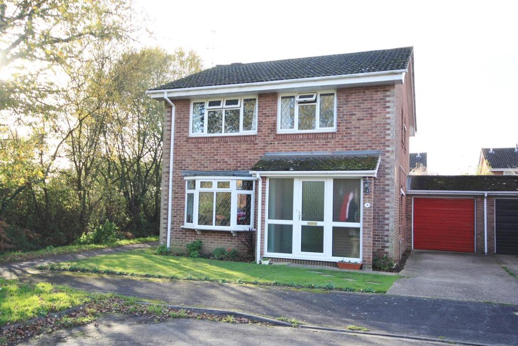 4 Bedrooms Detached House for sale in Greens Close, Bishopstoke, Eastleigh