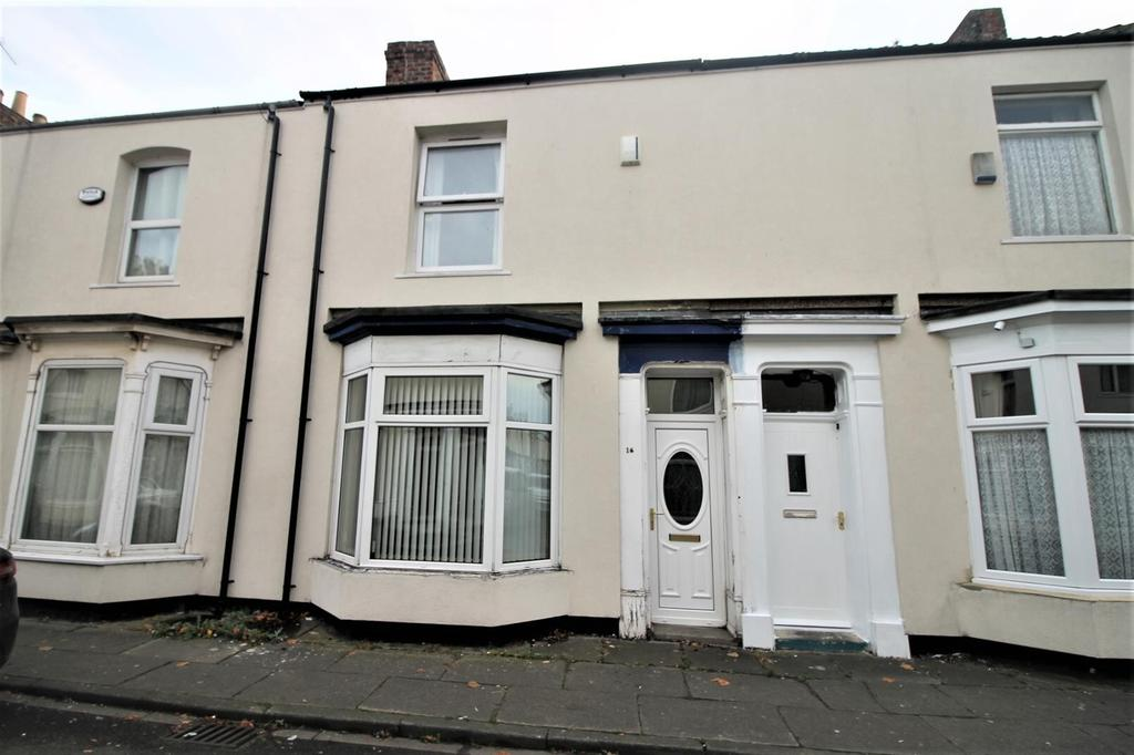 3 Bedrooms Terraced House for sale in Edwards Street, Stockton-On-Tees