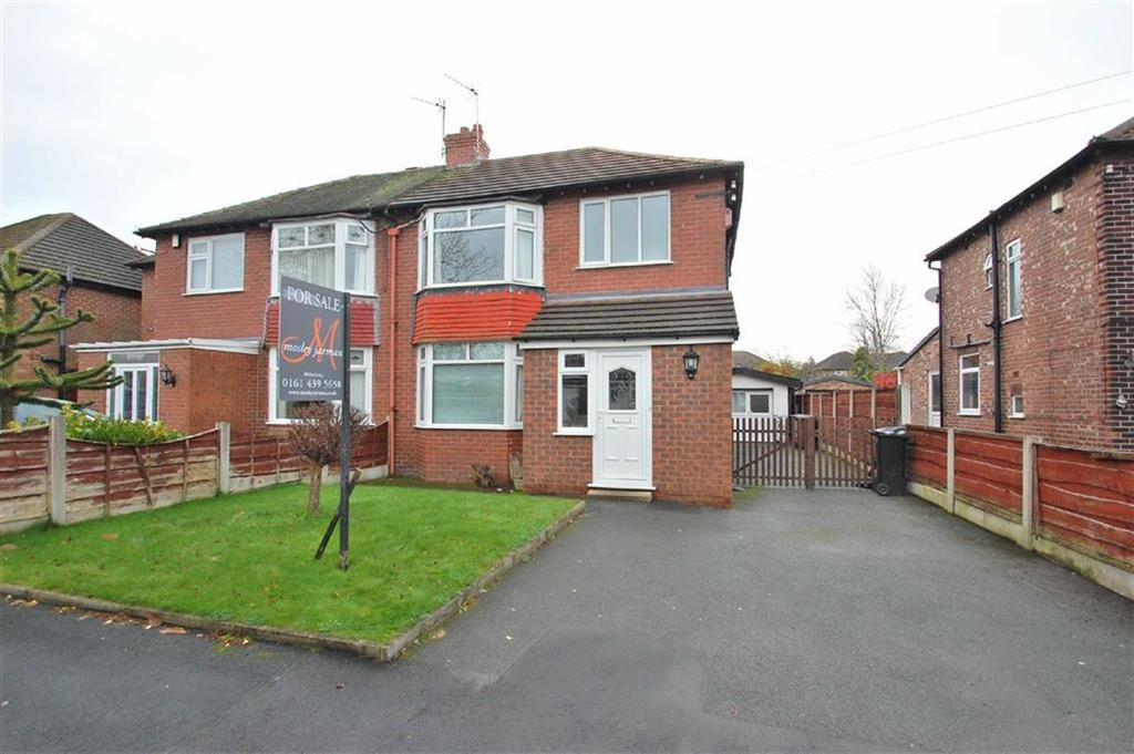 3 Bedrooms Semi Detached House for sale in Earle Road, Bramhall, Cheshire