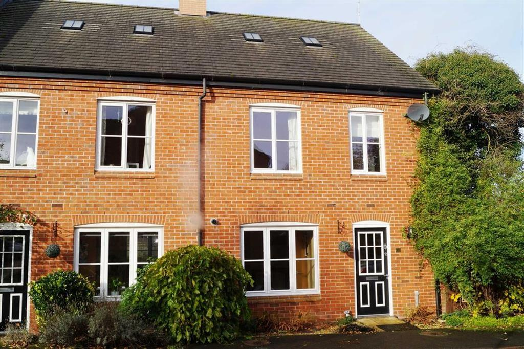 3 Bedrooms Terraced House for sale in Earl Edwin Mews, Whitchurch, SY13