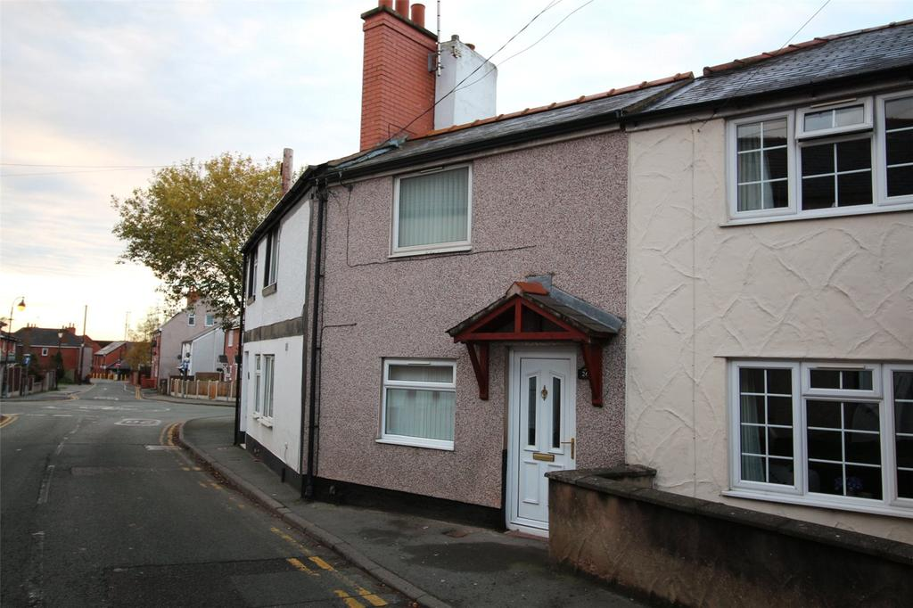1 Bedroom Terraced House for sale in High Street, Rhosllanerchrugog, Wrexham, LL14