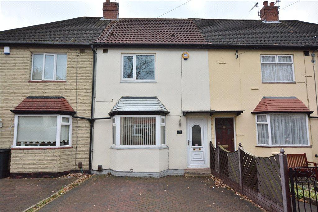 2 Bedrooms Terraced House for sale in Birch Crescent, Leeds, West Yorkshire