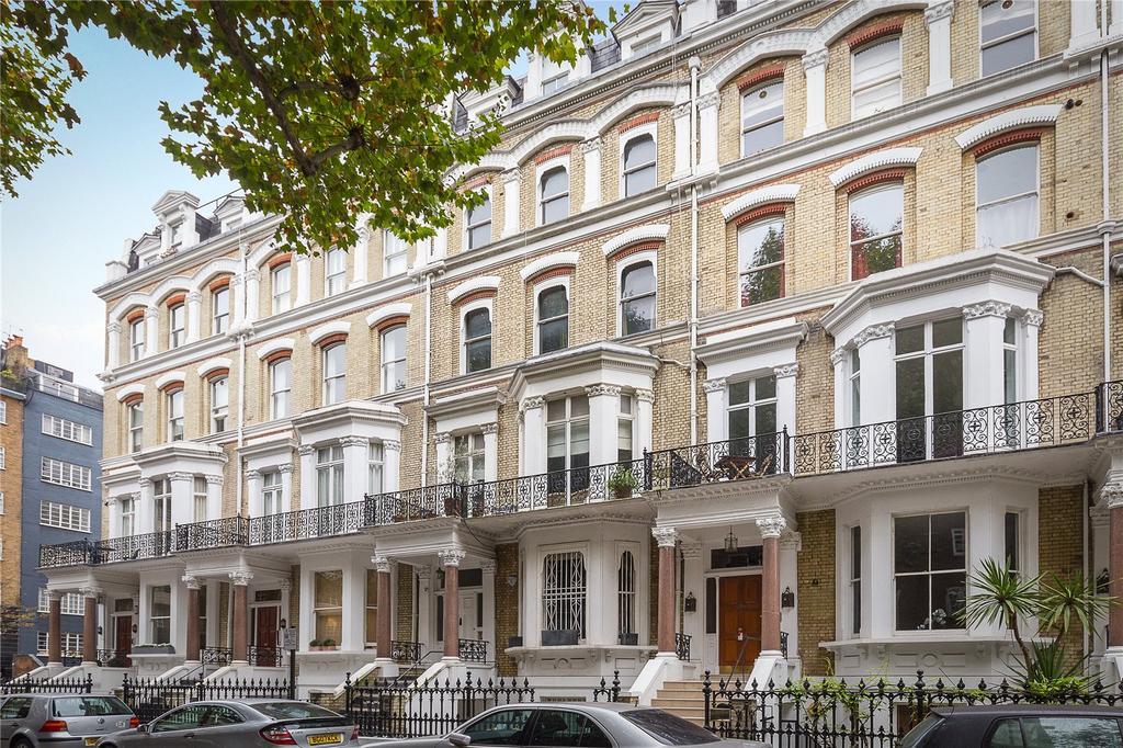 5 Bedrooms Flat for sale in Vicarage Gate, Kensington, London