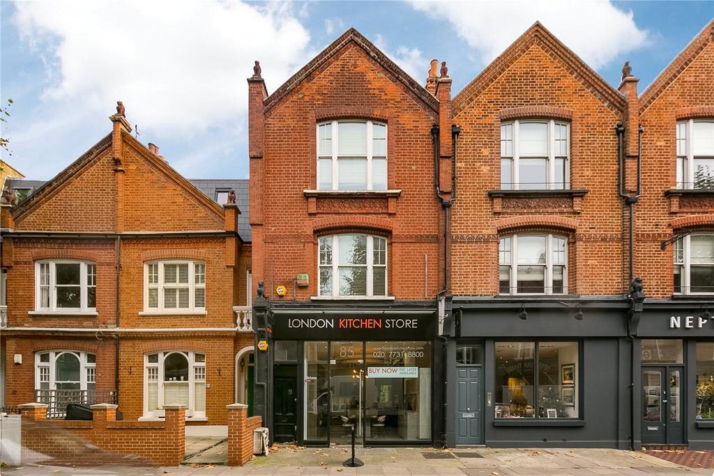 4 Bedrooms Flat for sale in Wandsworth Bridge Road, Fulham