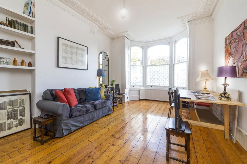 2 Bedrooms Flat for sale in Thornhill Road, Islington, London
