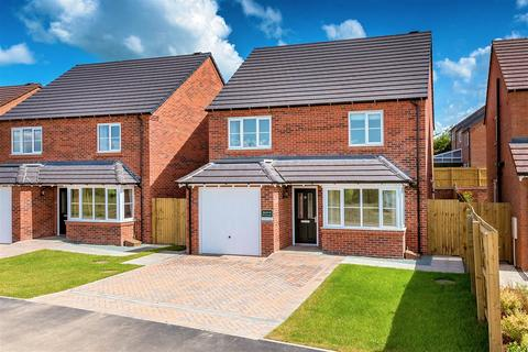 4 bedroom detached house for sale - Redwing Fields, Shrewsbury