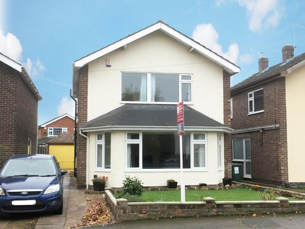 3 Bedrooms Detached House for sale in Paddock Close, Radcliffe-On-Trent, Nottingham