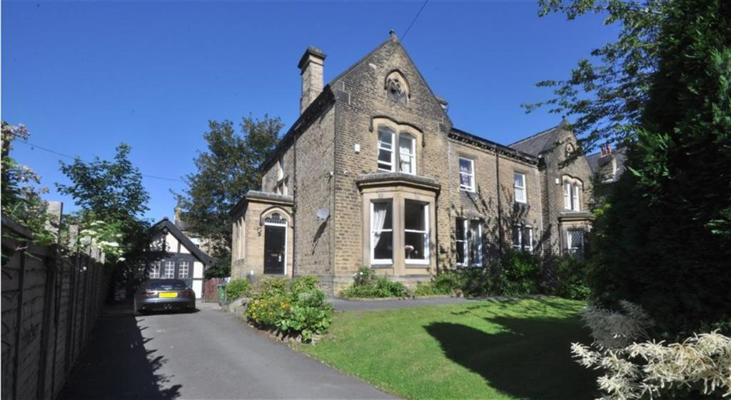 5 Bedrooms Semi Detached House for sale in Gledholt Road, Greenhead Park, Huddersfield, HD1