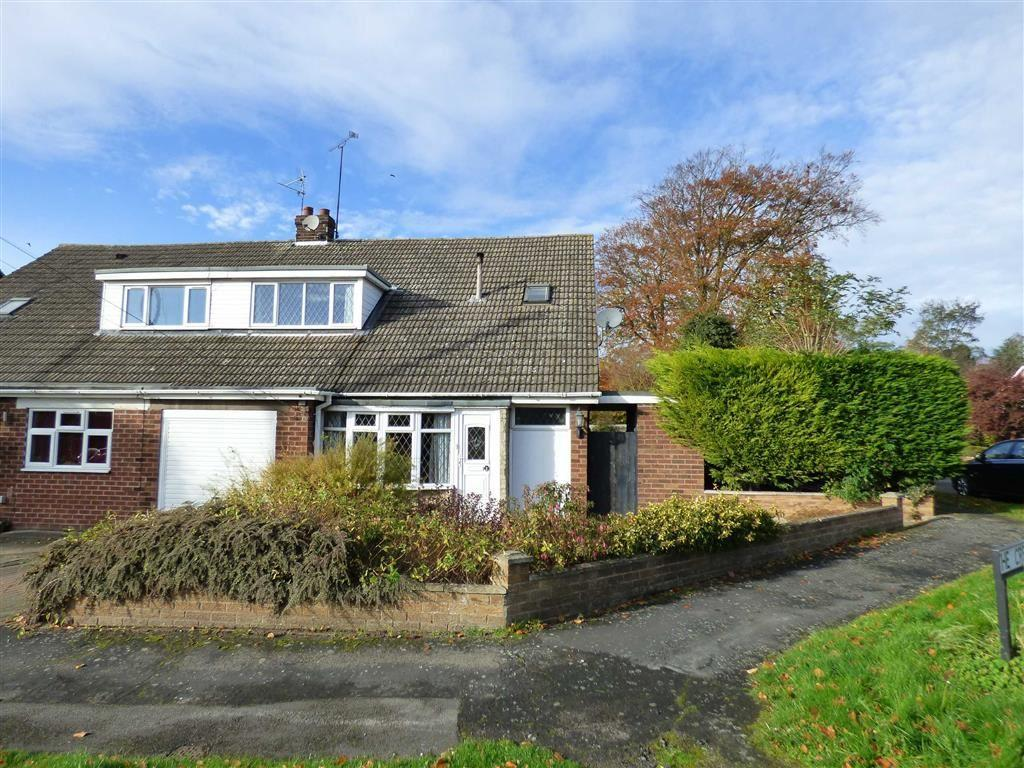 3 Bedrooms Semi Detached House for sale in The Crescent, Welton