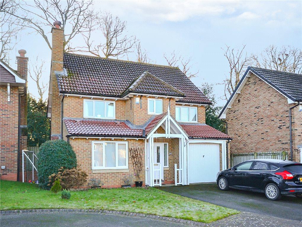 4 Bedrooms Detached House for sale in Farm Garth, Great Ayton, North Yorkshire