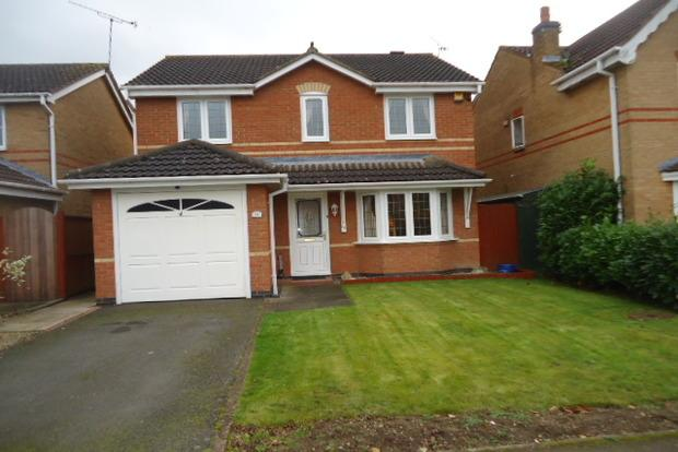 3 Bedrooms Detached House for sale in Pendragon Way, Leicester Forest East, Leicester, LE3
