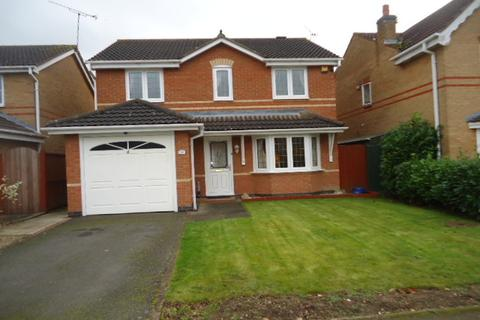 3 bedroom detached house for sale - Pendragon Way, Leicester Forest East, Leicester, LE3