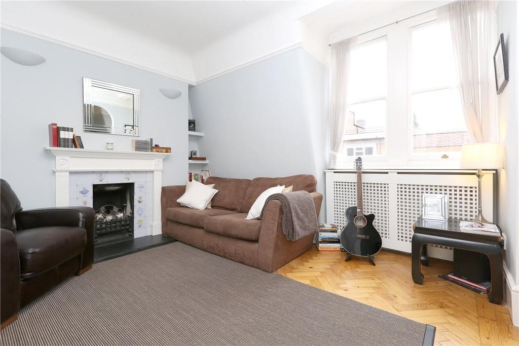 2 Bedrooms Apartment Flat for sale in Winsford House, Luxborough Street, London, W1U