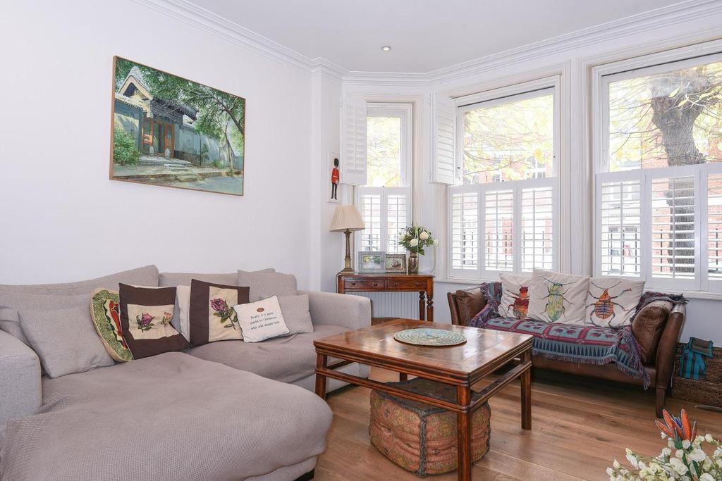 2 Bedrooms Flat for sale in Rostrevor Road, Fulham