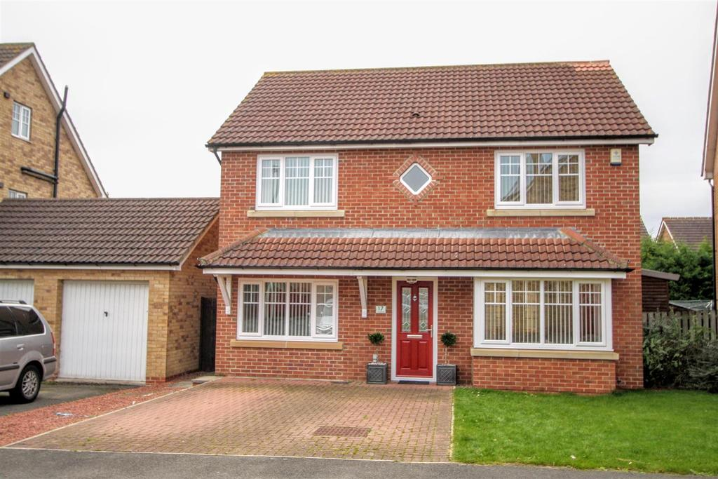4 Bedrooms Detached House for sale in Camborne Drive, Darlington