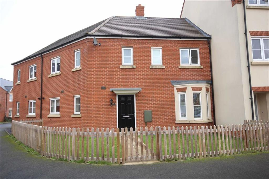 3 Bedrooms Terraced House for sale in Webbs Way, Mitton, Tewkesbury, Gloucestershire