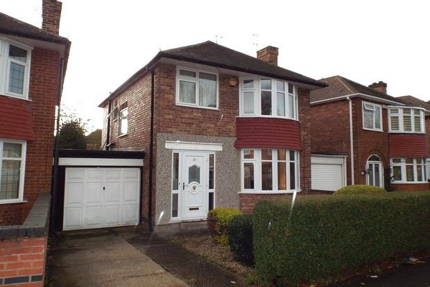3 Bedrooms Detached House for sale in Russell Crescent, Wollaton , Nottingham, NG8