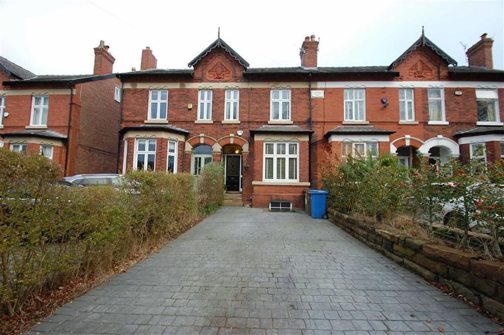 3 Bedrooms Terraced House for sale in Woodford Road, Bramhall, Cheshire