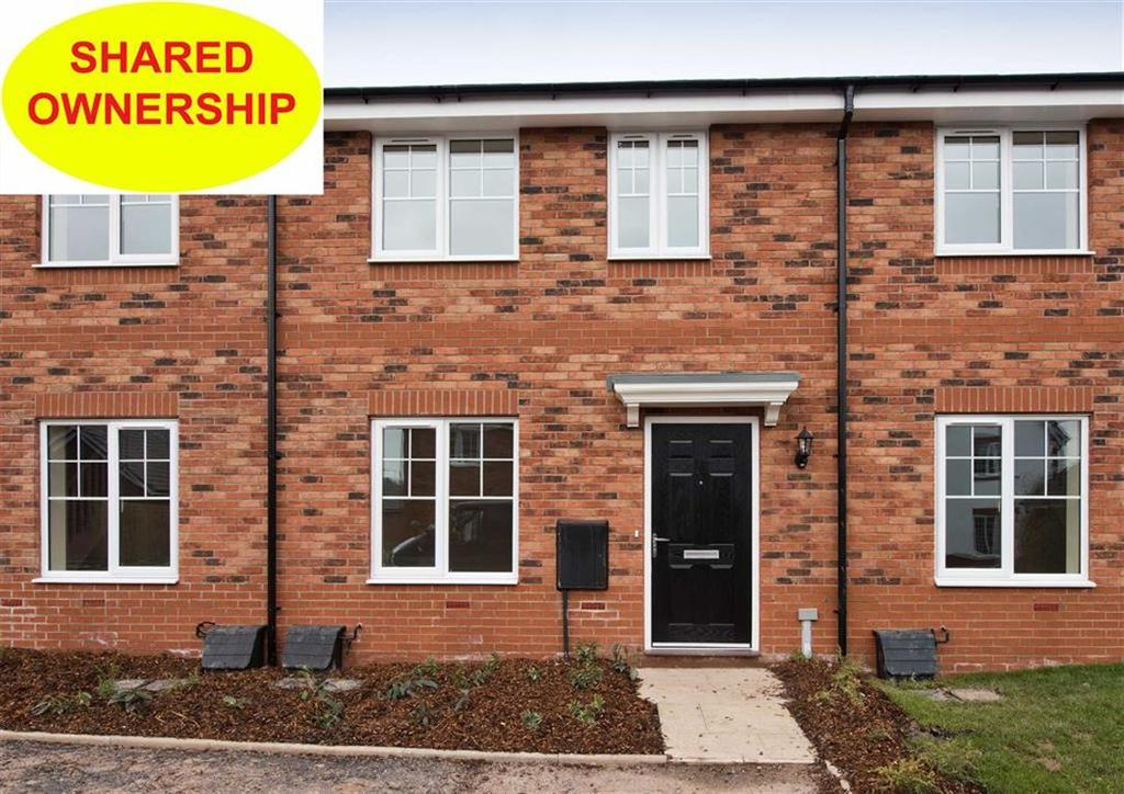 2 Bedrooms Terraced House for sale in 5 Bushell Close, Plot 170, Watery Lane, Codsall, Wolverhampton, South Staffordshire, WV8