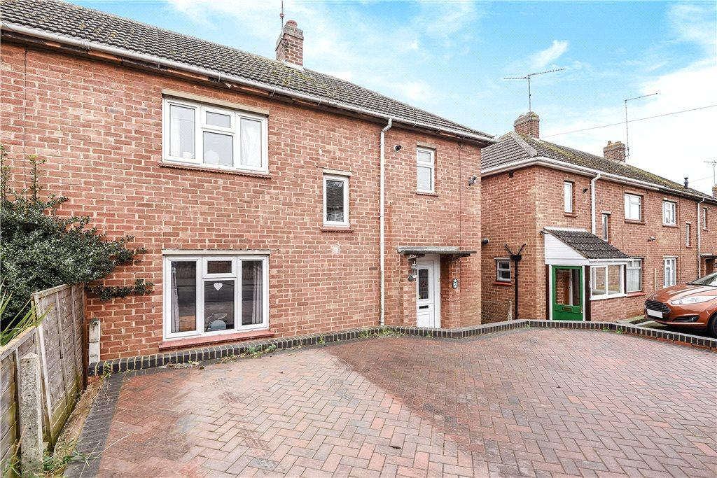 4 Bedrooms Semi Detached House for sale in Elizabeth Road, Daventry, Northamptonshire