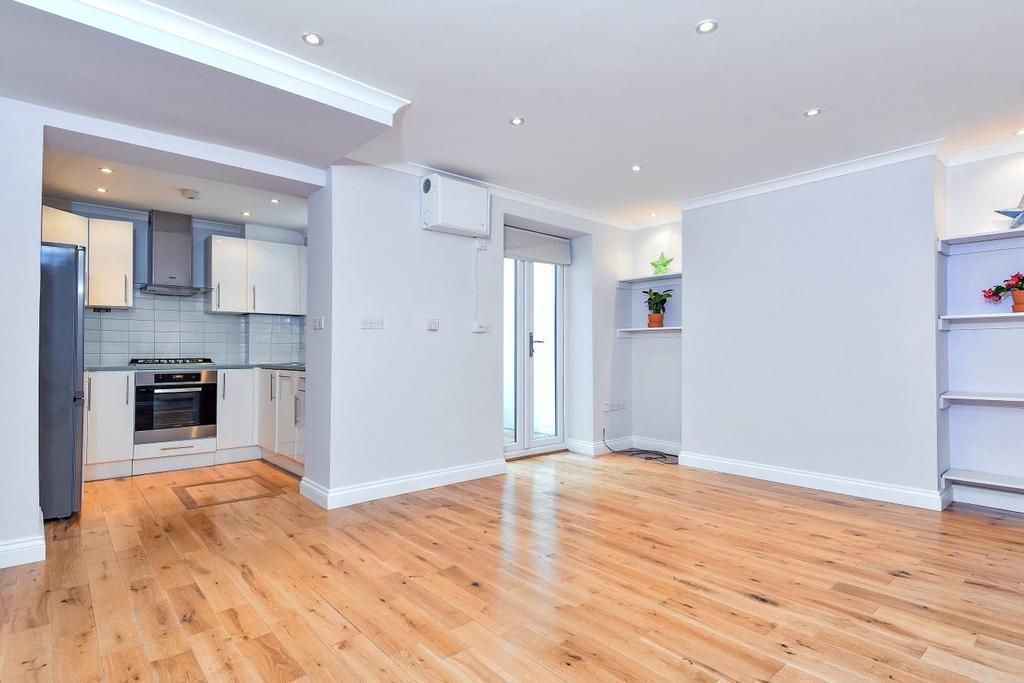 1 Bedroom Flat for sale in Byrne Road, Balham
