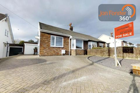 3 bedroom semi-detached bungalow for sale - Dukes Drive, Newcastle Upon Tyne
